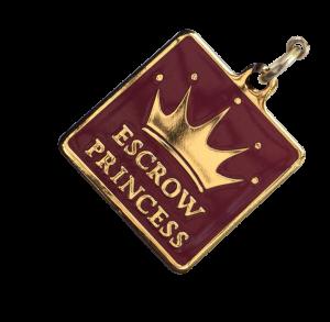 Escrow Princess Charm